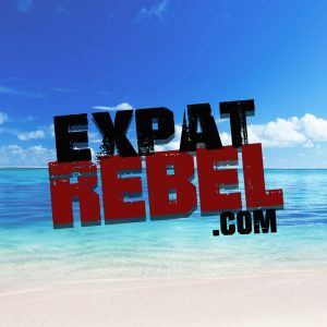 Expat Rebel logo