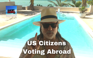 US Citizens Voting Abroad