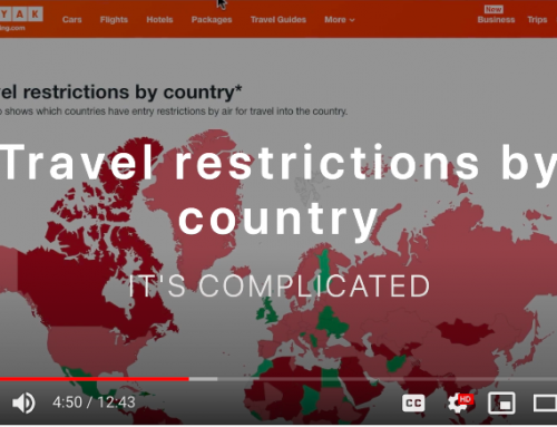 How To Research Travel Restrictions between countries and airlines