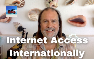 Internet Access Internationally