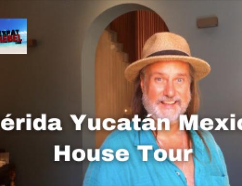 Mérida Yucatán Mexico House Tour