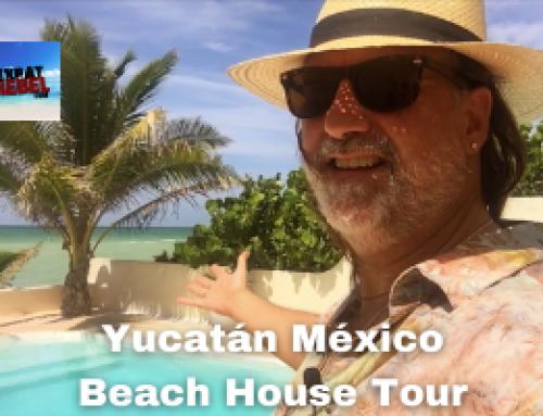 San Benito Yucatán México Beach House Tour