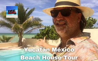 Yucatán México Beach House Tour