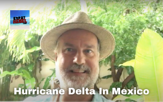 Hurricane Delta In Mexico