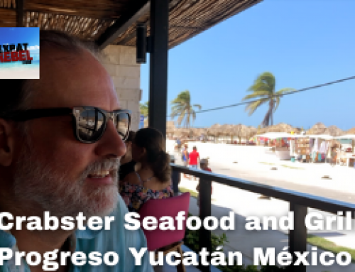 Crabster Seafood and Grill in Progreso Yucatán México Review