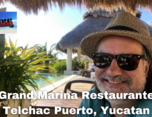Grand Marina Restaurante, Kinuh Yucatan Resort, Telchac Puerto, Yucatan, Mexico